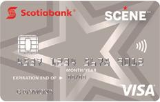 SCENE Visa Card
