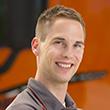 Drew, Social Media Coordinator, Corporate Marketing