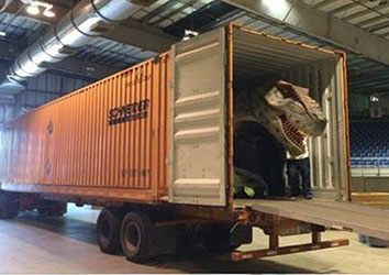 Day in the Life of a Schneider Operations Career - Shipping Dinosaurs