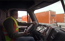 truck drivers - safety tips for making right turns