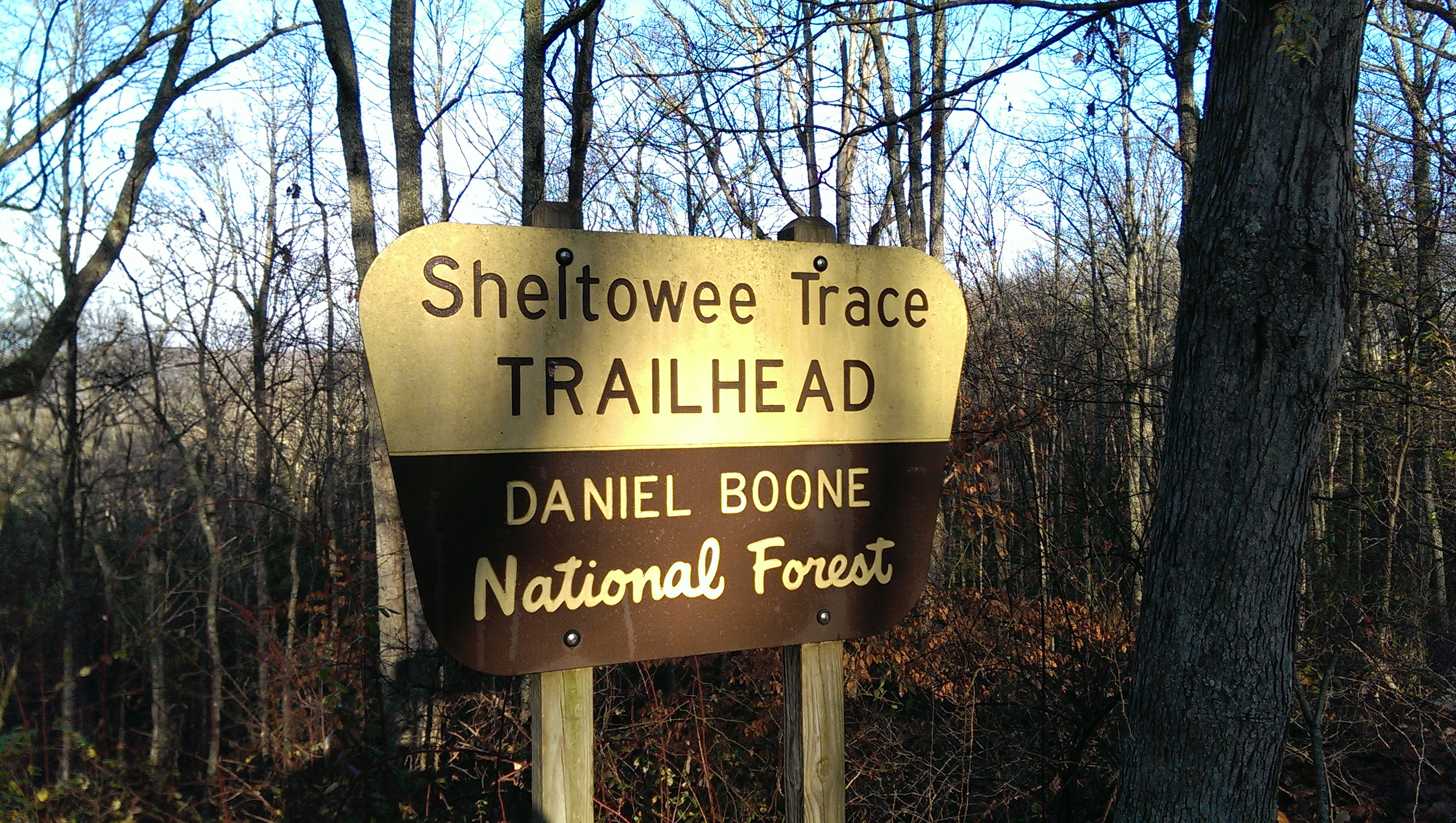 Sheltowee Trace Trail