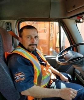 Schneider Intermodal Driver