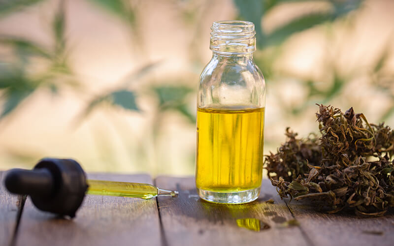 Can a truck driver use cbd oil
