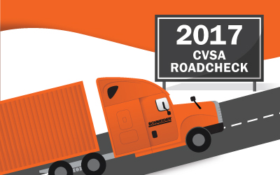 2017 CVSA Roadcheck