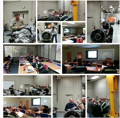 Schneider Diesel Mechanic Mentorship Last Months