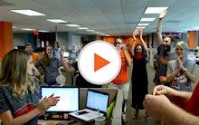 Schneider Office Associates Celebrating