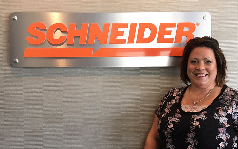 Schneider Recruiting Assistant Jolene