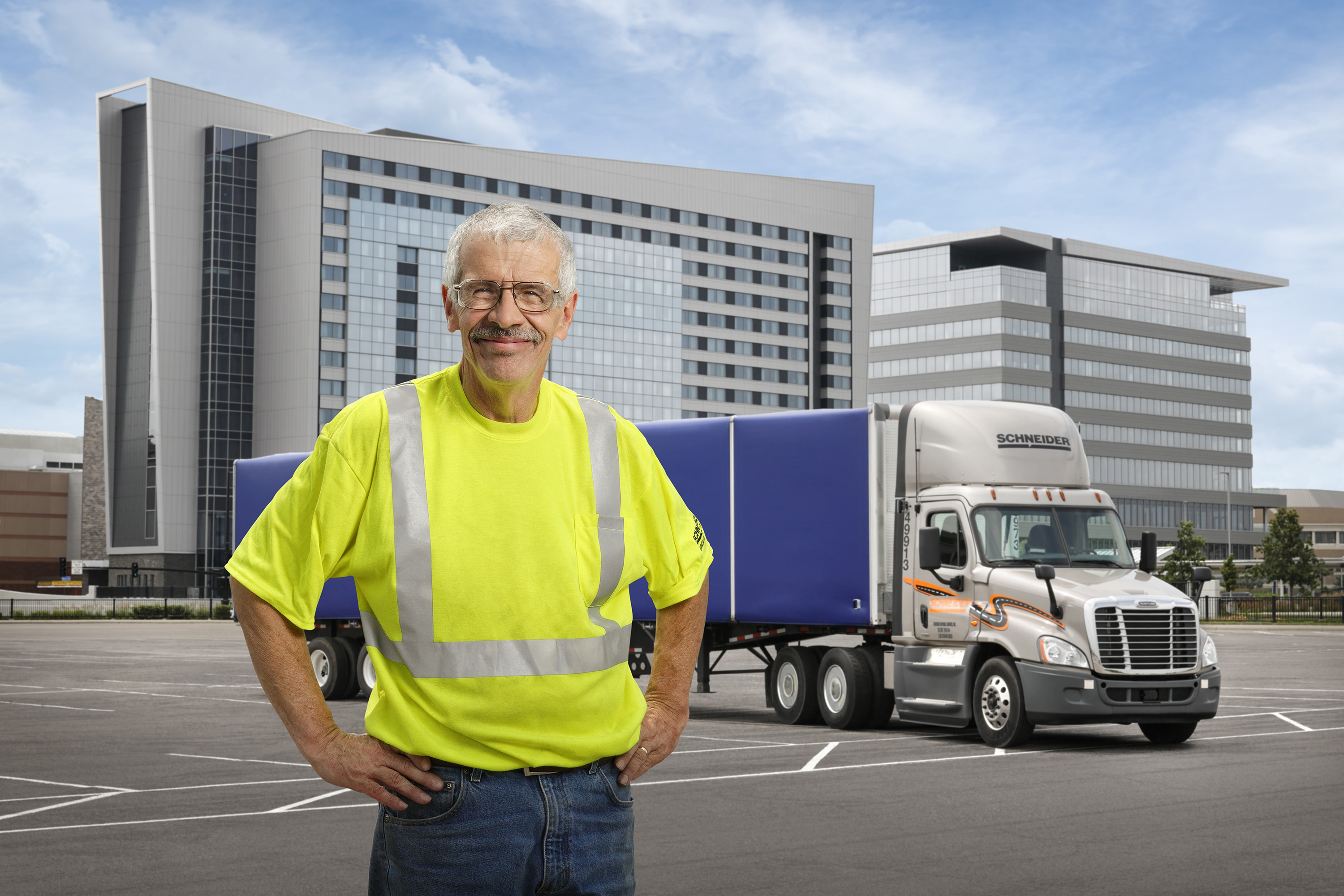 Viracon Dedicated Truck Driver