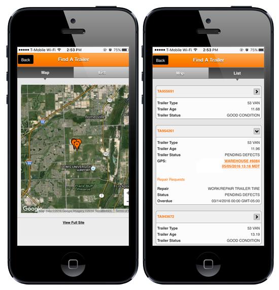 Driver Mobile App