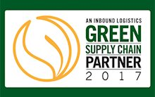 Schneider Named 2017 Inbound Logistics Green Supply Chain Partner for Ninth Consecutive Year