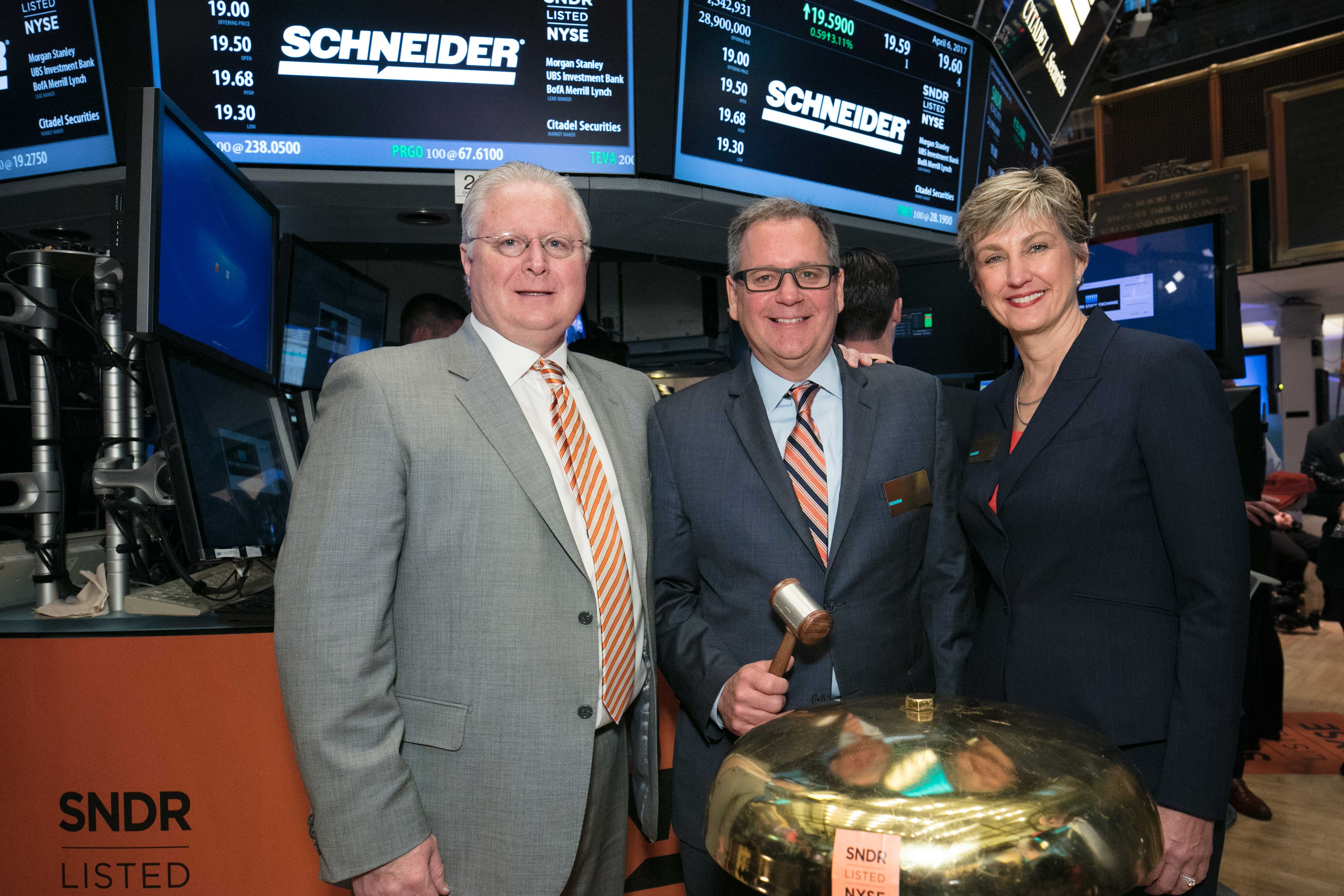 Schneider Leadership Team