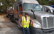 Jarrett Bryant Schneider Truck Driver