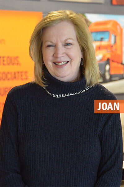 Schneider associate, Joan