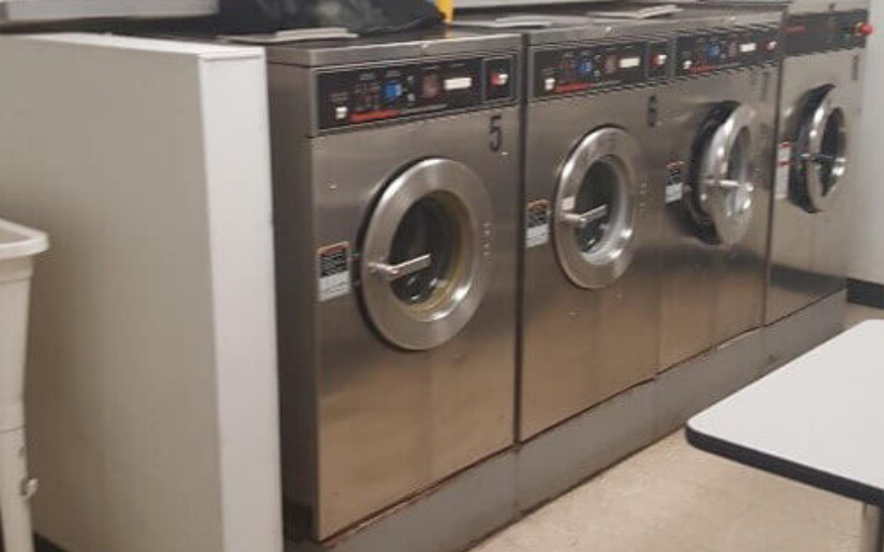 Gary facility laundry amenities