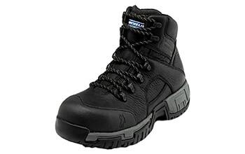 Michelin HydroEdge Steel Toe Puncture-Resistant Waterproof Work Boot