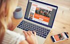 Schneider Improves Office Job Search Website Experience