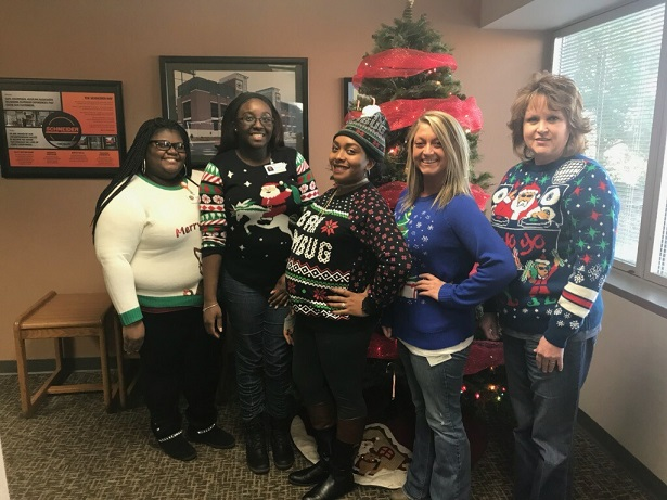 West Memphis Customer Service Christmas