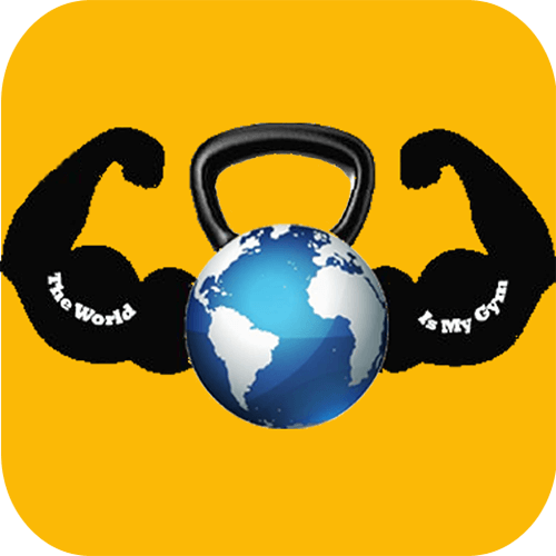 Personal Training exercise app logo