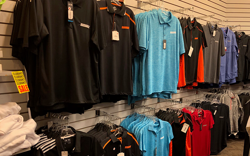 Schneider merchandise that can be purchased with Schneider Recognition Points.