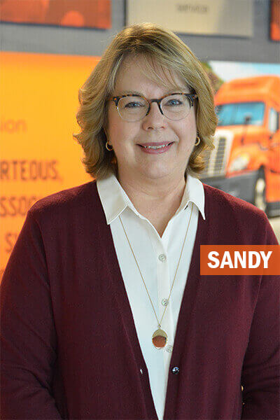 Schneider associate, Sandy