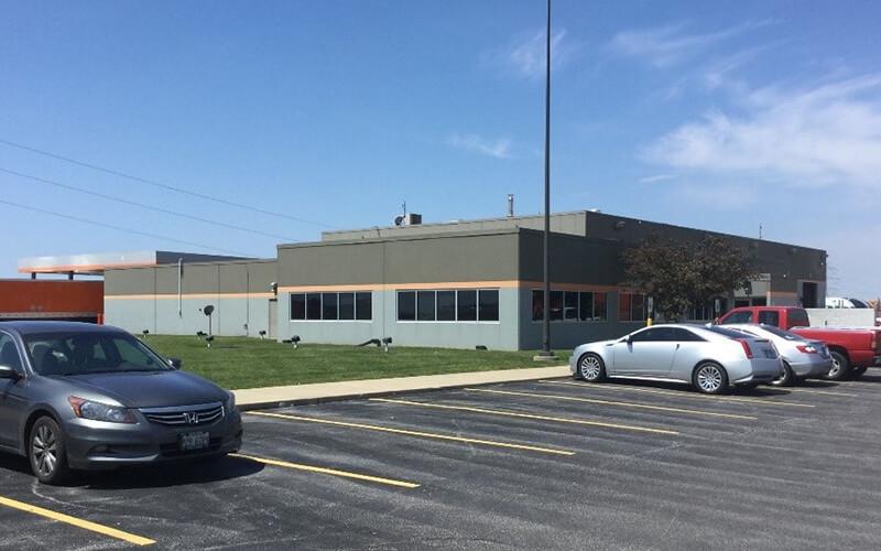 Schneider Edwardsville Facility