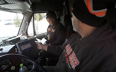 Schneider Team Drivers
