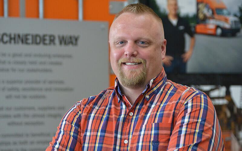 Tom Menger, Driver Compensation Manager