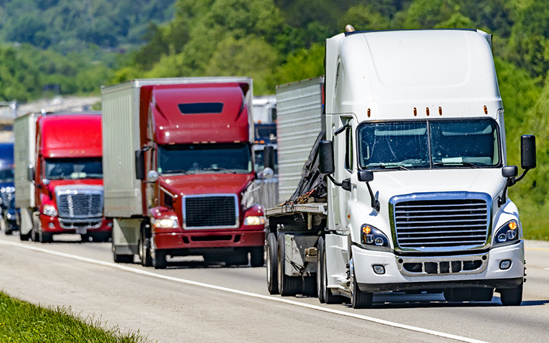 How Many Truck Drivers Are in the USA?