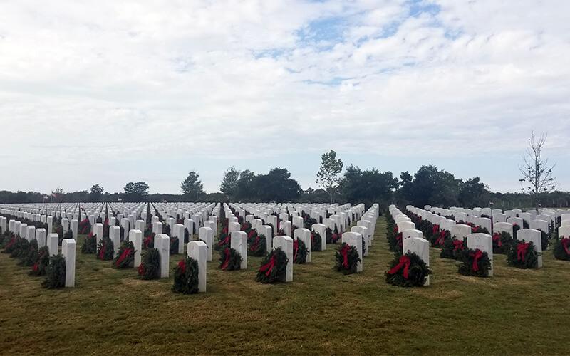Sarasota National Cemetery in Sarasota, Fla.
