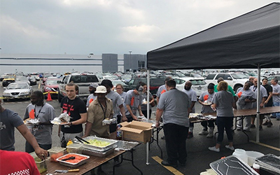 Warehouse Associate Appreciation Days