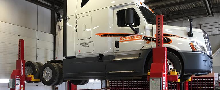 Schneider Diesel Mechanic Job FAQs