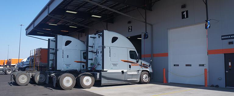 Schneider Diesel Mechanic Job Location