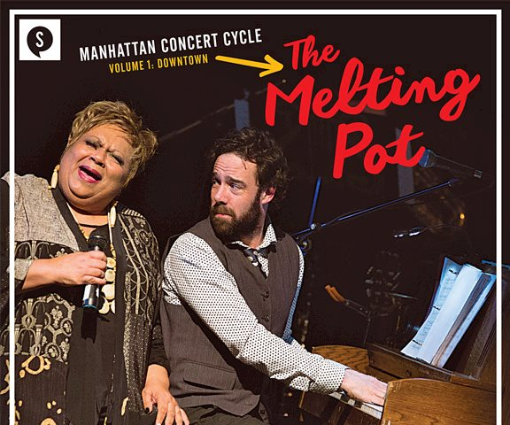 THE MELTING POT CONCERT RECORDING