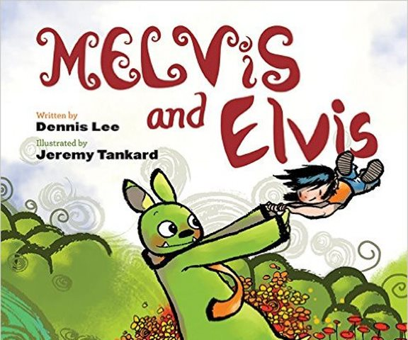 MELVIS AND ELVIS BOOK