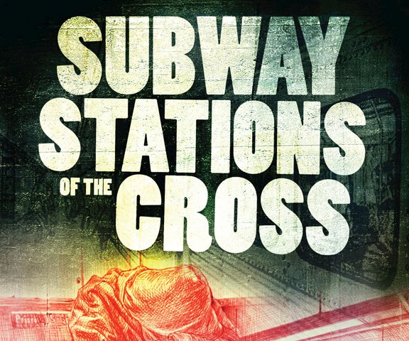 SUBWAY STATIONS OF THE CROSS BOOK