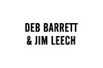 DEB BARRETT & JIM LEECH
