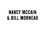 NANCY MCCAIN & BILL MORNEAU