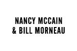 NANCY MCCAIN & BILL MORNEAU