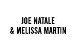 JOE NATALE & MELISSA MARTIN