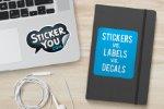 Stickers vs. Labels vs. Decals
