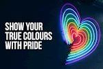 Show Your True Colours With Pride