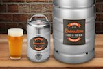 Branding Your Brew with Keg Labels