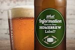 What Information Goes on Your Homebrew Label?