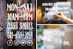Hours of Operation: Branding Your Business