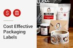 Cost Effective Packaging with Roll Labels