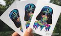 Custom Kiss-Cut Sticker Singles, Make Your Own Stickers 4